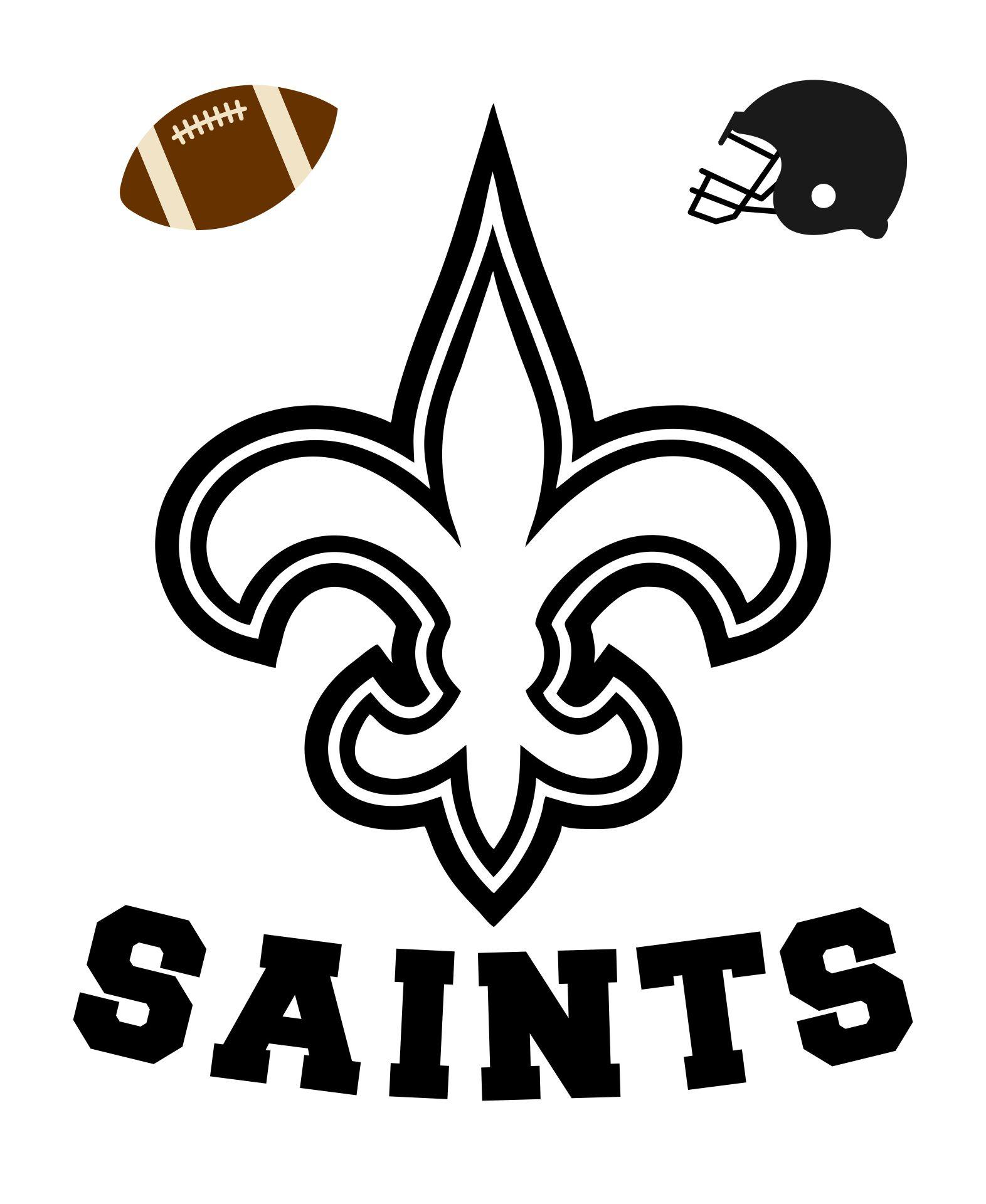New Orleans Saints NFL Logo