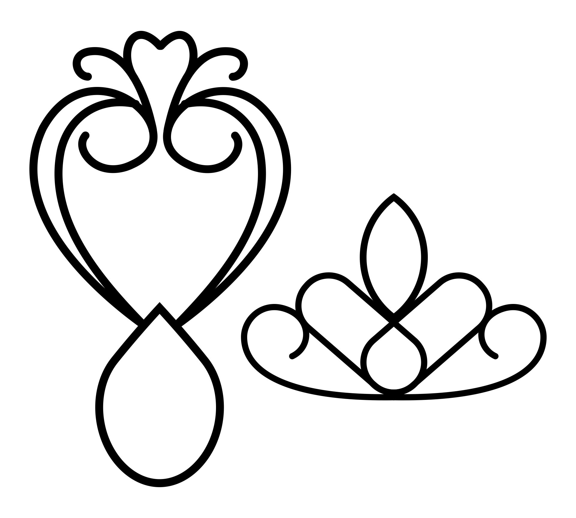 8 Images of Printable Wire Jig Jewelry Patterns