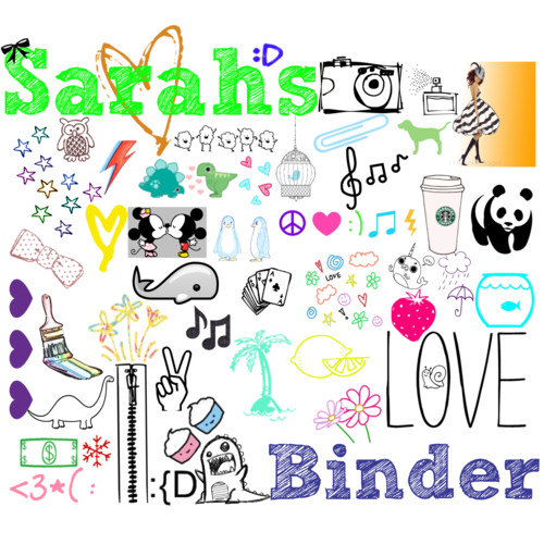 Gallery For gt Cool Binder Cover Designs