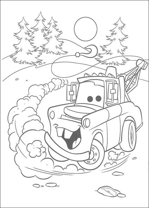 6 Images of Monster Trucks Printable Coloring Pages For Toddlers
