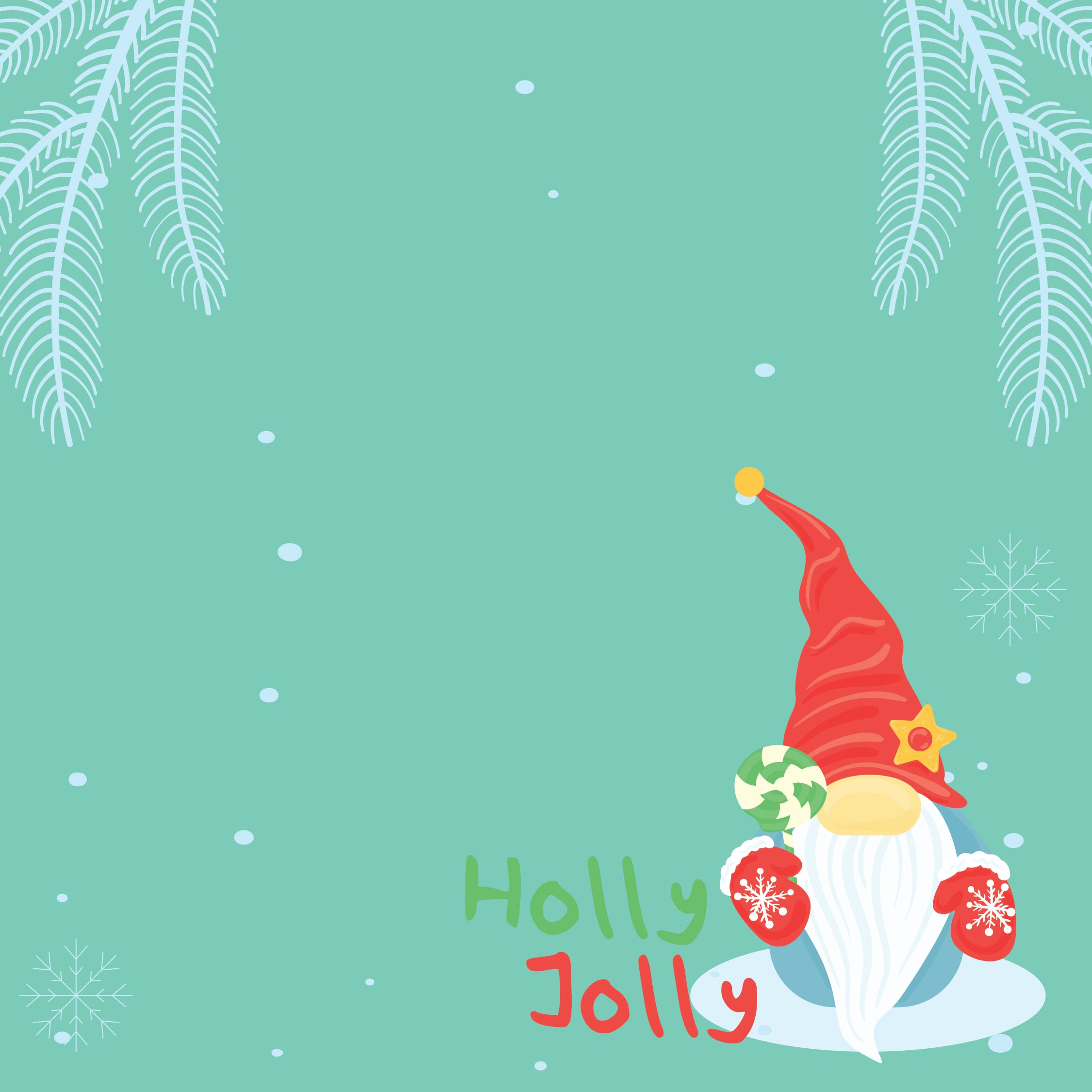 Printable Christmas Cards
