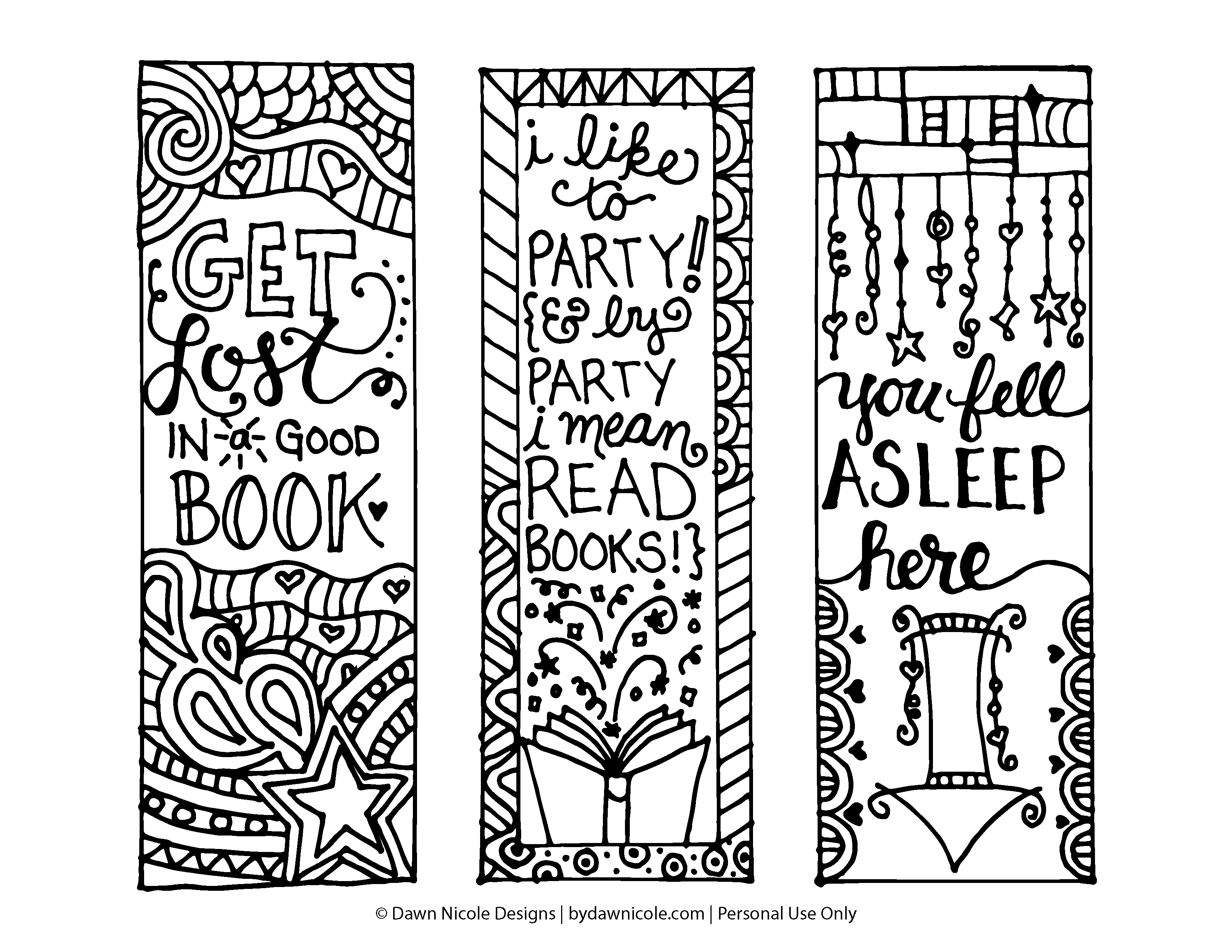 9 Best Images Of Printable Coloring Bookmarks Animal Bookmark Coloring Pages Printable Zentangle Bookmarks Patterns And Printable Bookmarks Coloring Pages Printablee Com