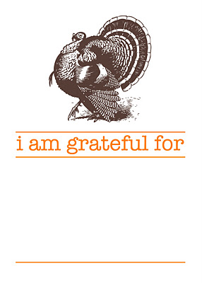 4 Images of I AM Grateful For Printable
