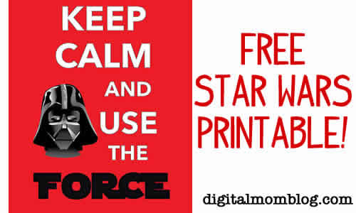 8 Images of Star Wars Free Printable Party Signs