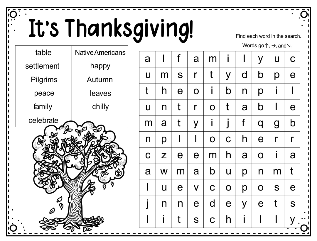 Free Printable Challenging Word Search Puzzles - Guided Reading ...