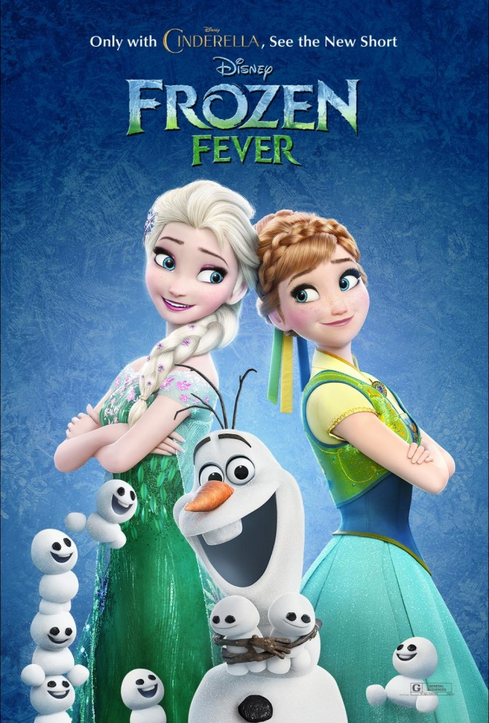 9 Images of Frozen Fever Printables
