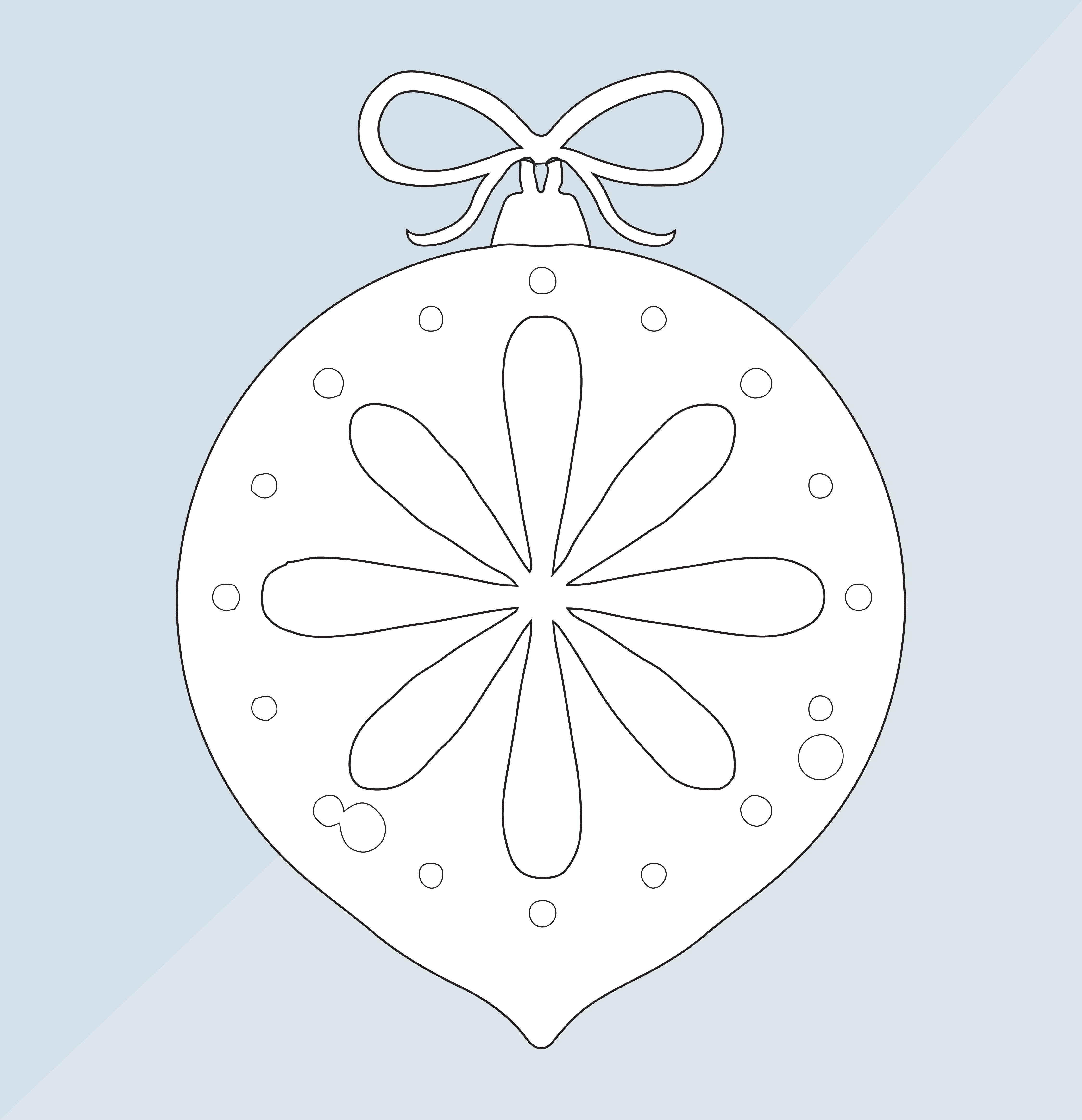 Best images of free printable felt christmas ornament