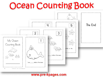 5 Images of Preschool Printables Ocean