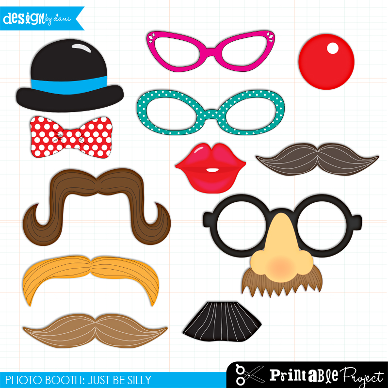 9 best images of free printable photo booth templates free beard photo booth props printable. Black Bedroom Furniture Sets. Home Design Ideas