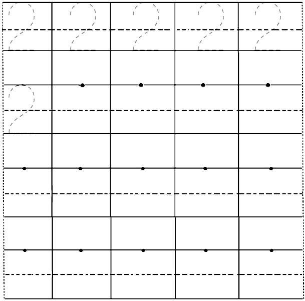 Number Names Worksheets » Pre-k Writing Practice - Free Printable ...