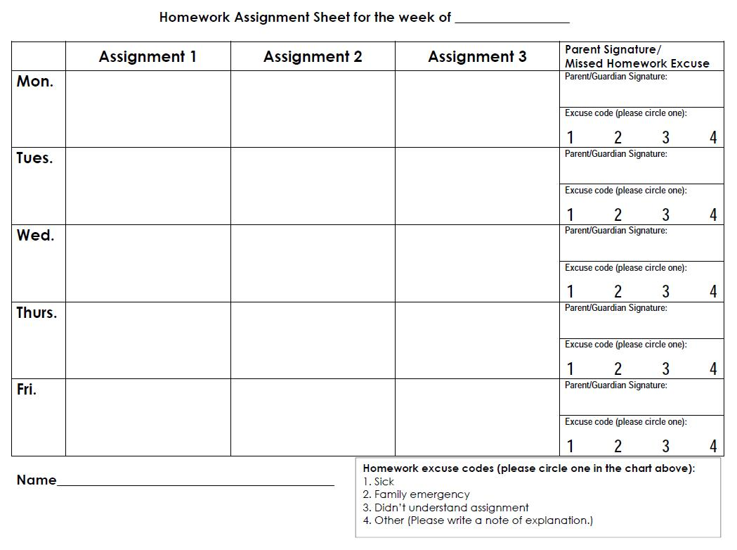 weekly assignment calendar The templates below can ask children to estimate what the date will be in 100 days and to check their estimates on a calendar sign up for our free weekly.