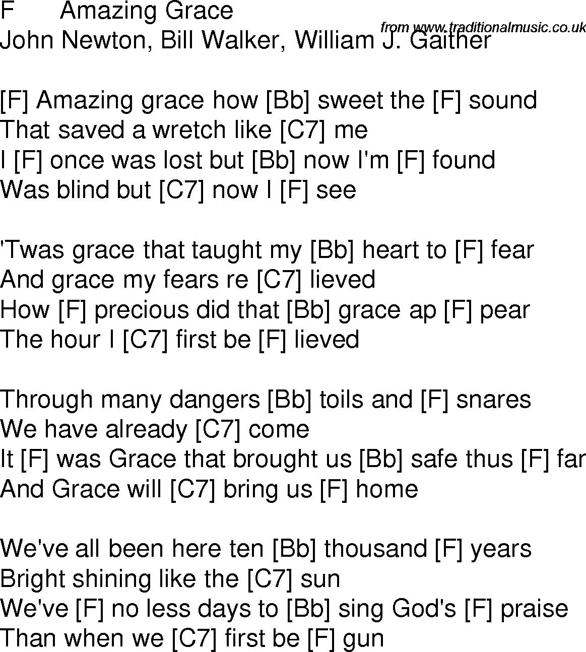 your grace is enough lyrics pdf