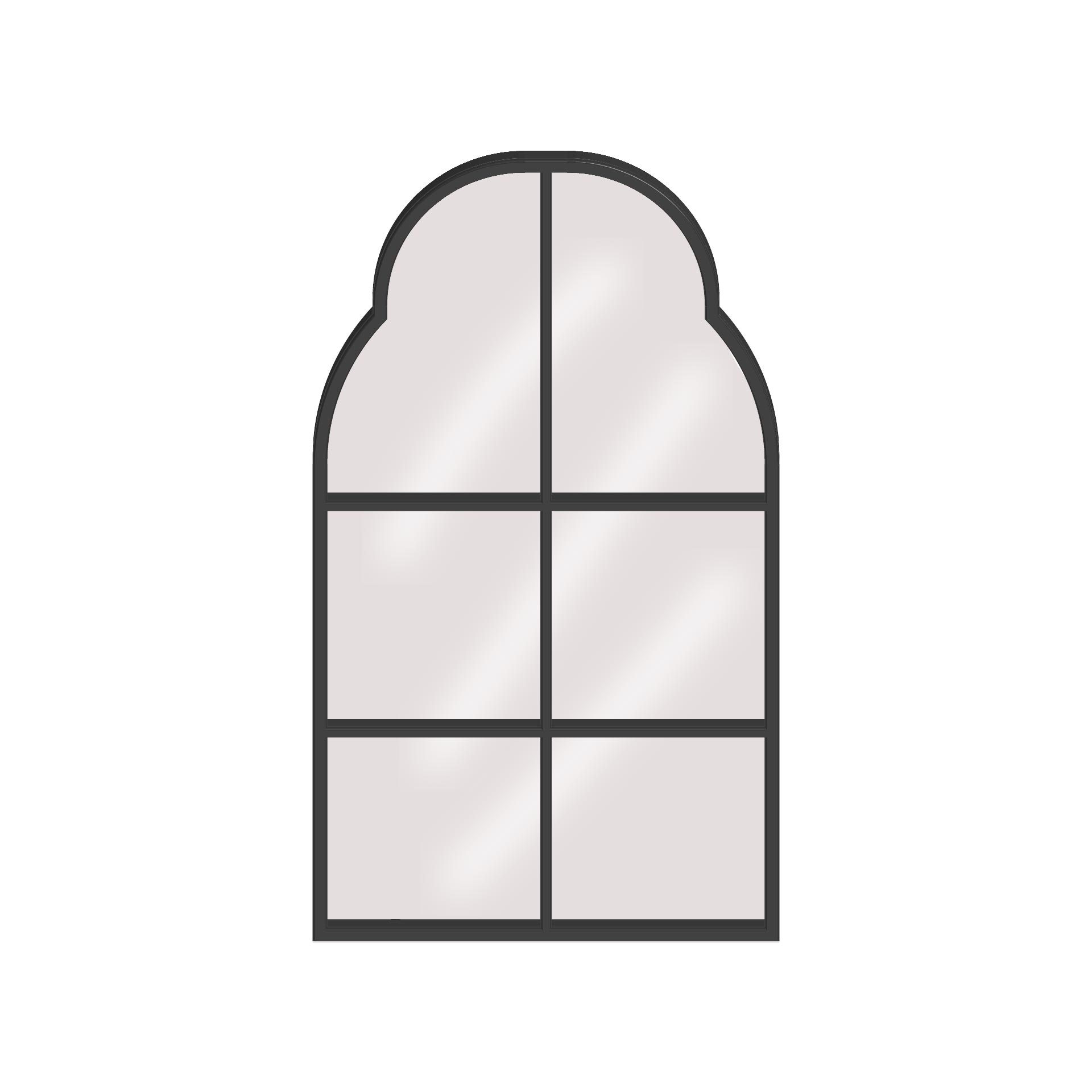 8 Best Images Of Window Template Printable