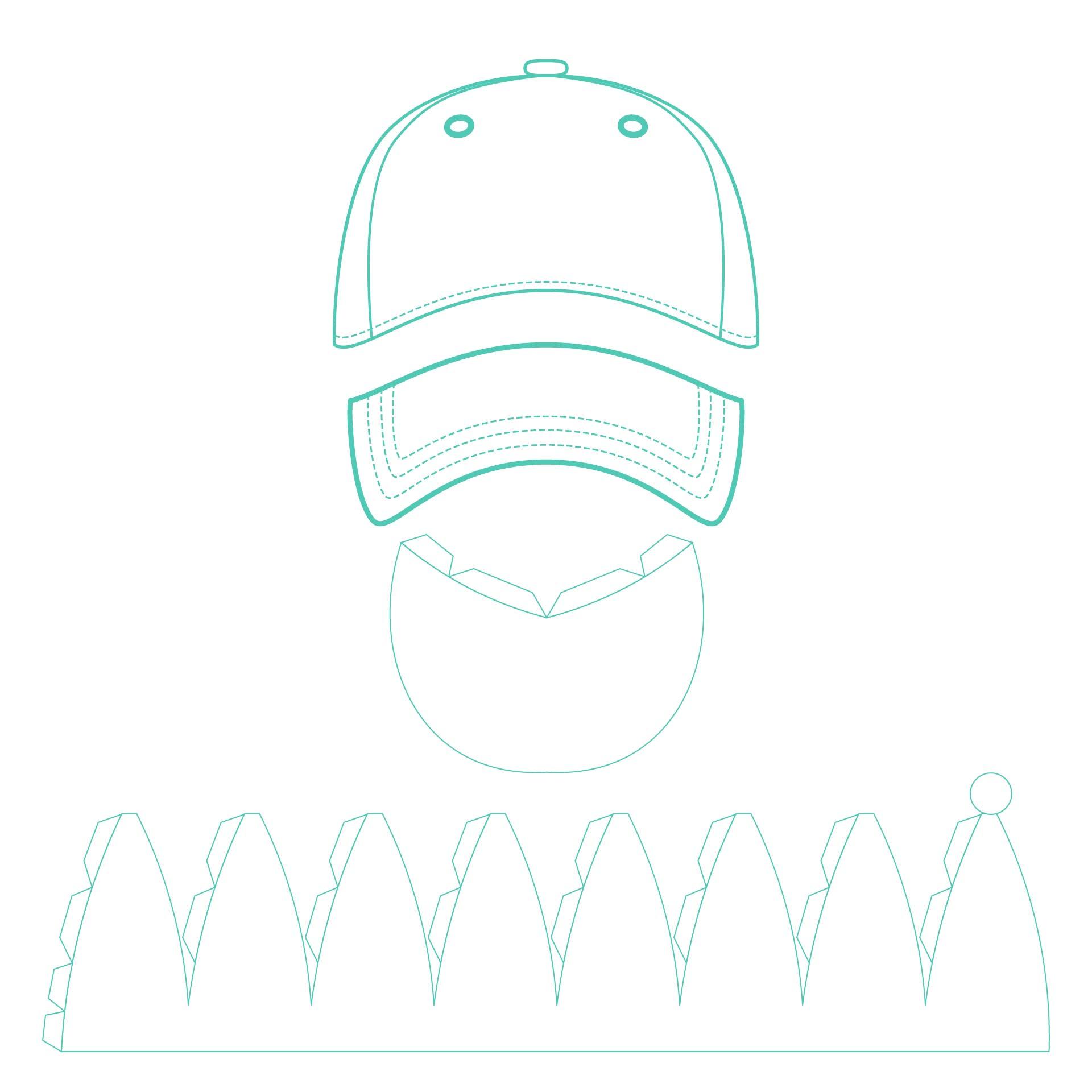Baseball Cap Sewing Pattern Free