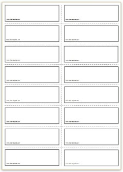 Flashcard Template Word. vocabulary flash cards using ms word ...