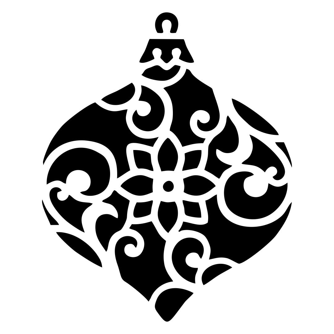 Printable Christmas Stencils