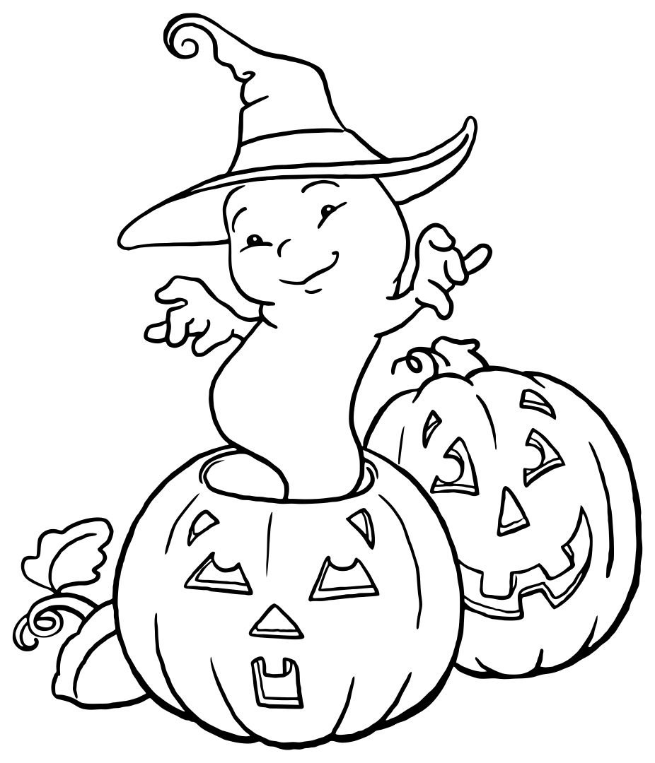 - 5 Best Printable Halloween Coloring Pages For Adults - Printablee.com