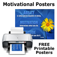 Free Printable Inspirational Prints
