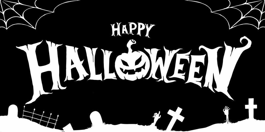Happy Halloween Chalkboard