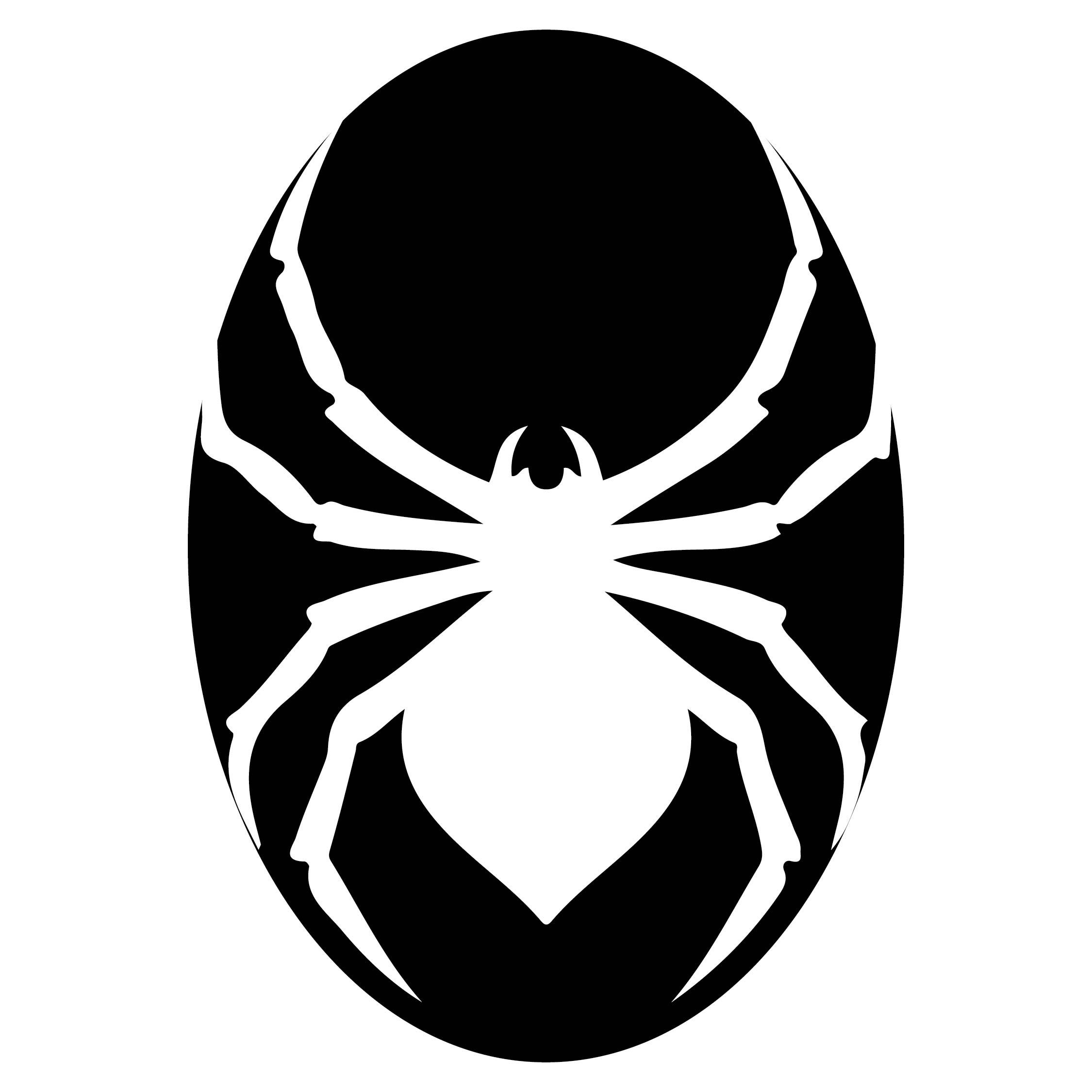 Printable Pumpkin Carving Patterns Spider