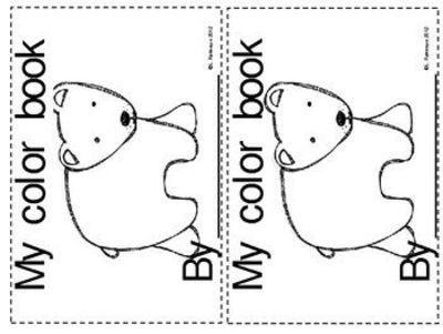7 Best Images Of Brown Bear Brown Bear Printable Coloring Book - Brown Bear Printable  Coloring Pages, Brown Bear Printable Coloring Pages And Brown Bear What Do  You See Coloring Pages / Printablee.com