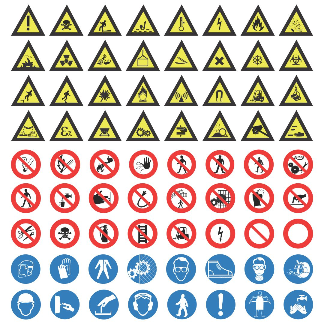 Community Safety Signs and Symbols