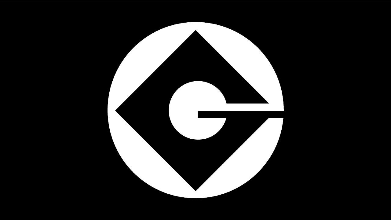 Despicable Me Minion G Logo