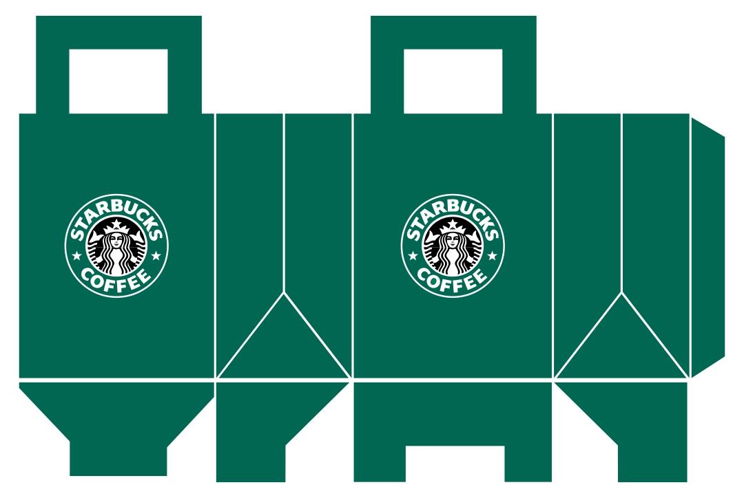 Dollhouse Printables Starbucks