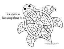 7 Images of Dot Art Printable Templates