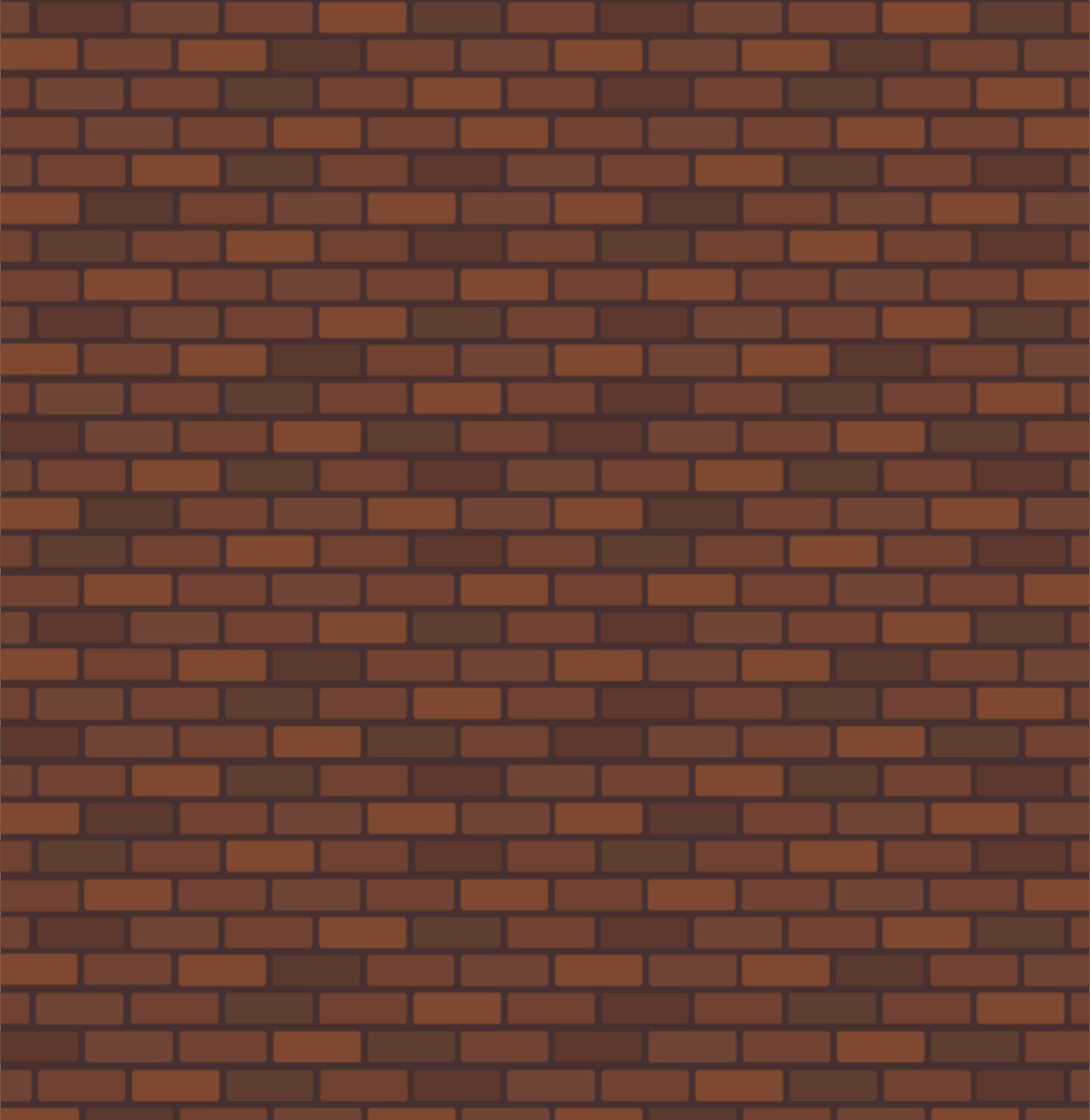 Printable Brick Pattern Paper