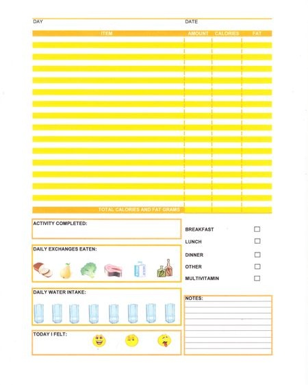 5 Images of Free Printables To Get Organized