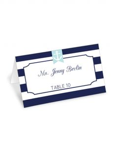 5 Images of Free Printable Note Cards Nautical Border