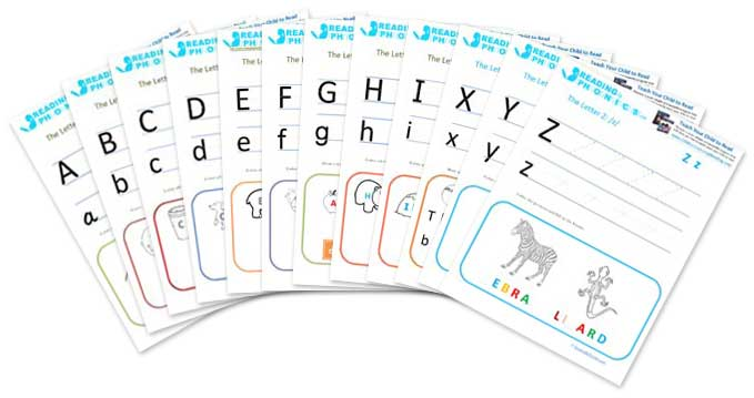 5 Best Images Of Printable Learning Sheets For 4 Year Olds