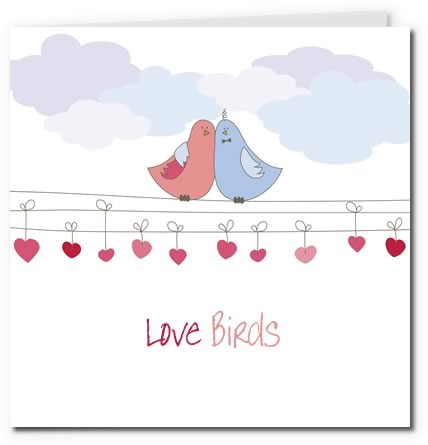 9 Images of Easy Printable Love Cards