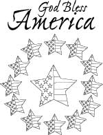 coloring memorial day pages - Patriotic Coloring Pages Kids