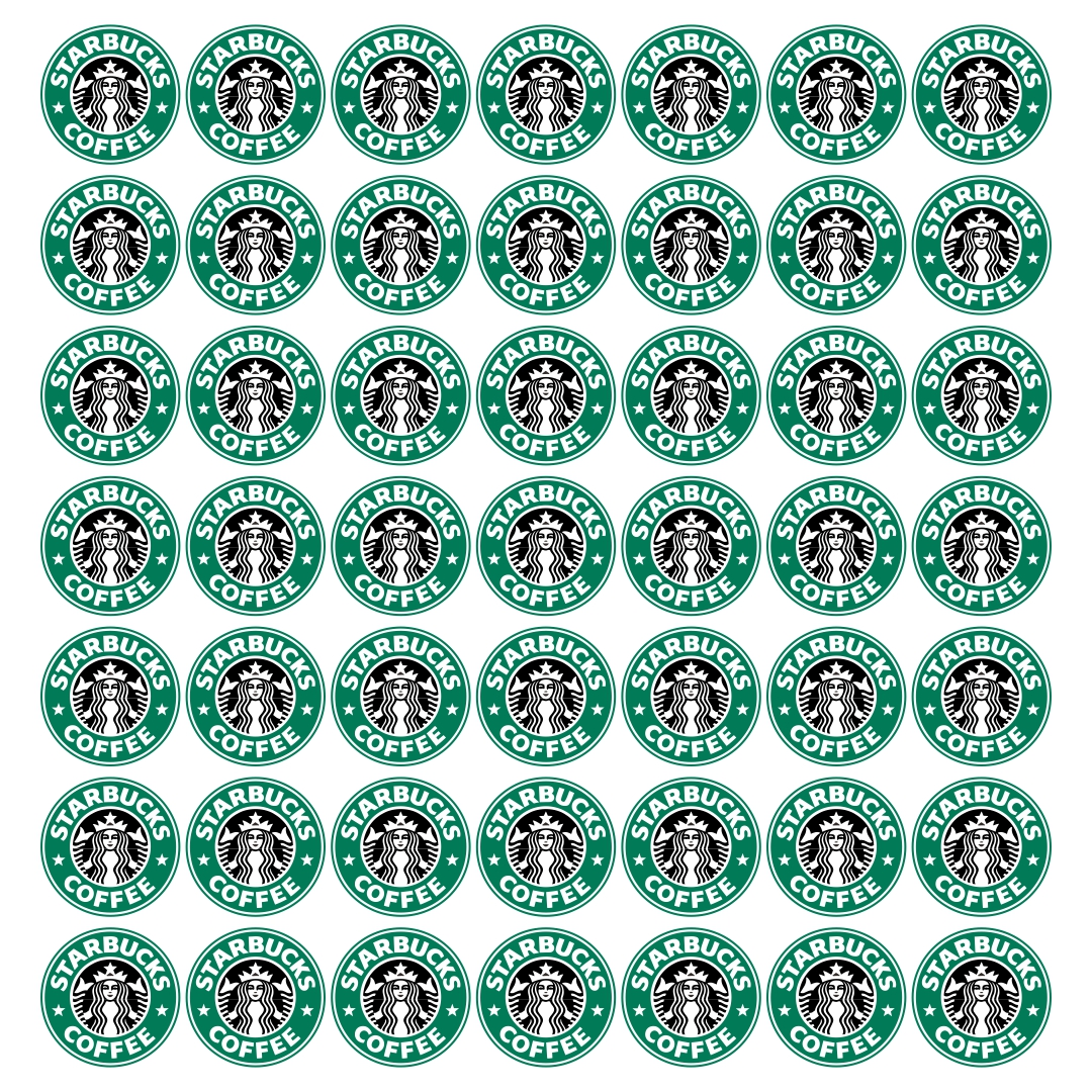 Mini Starbucks Logo