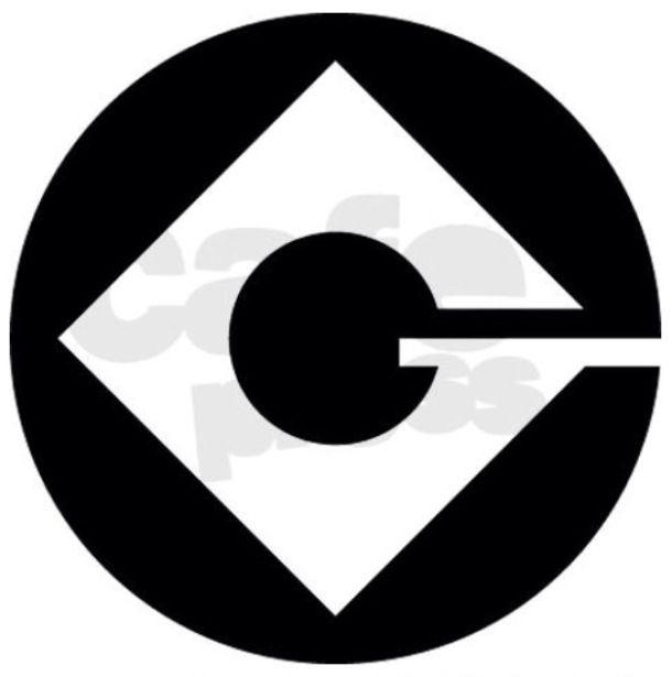 Minion Logo Stencil
