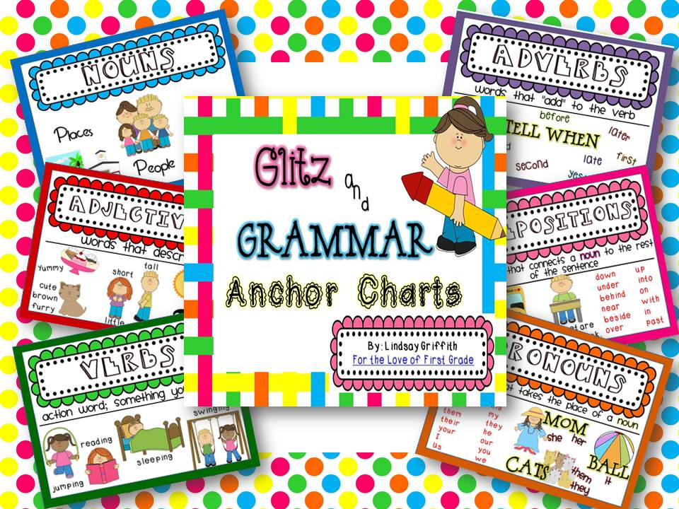 8 Images of Anchor Charts Printable