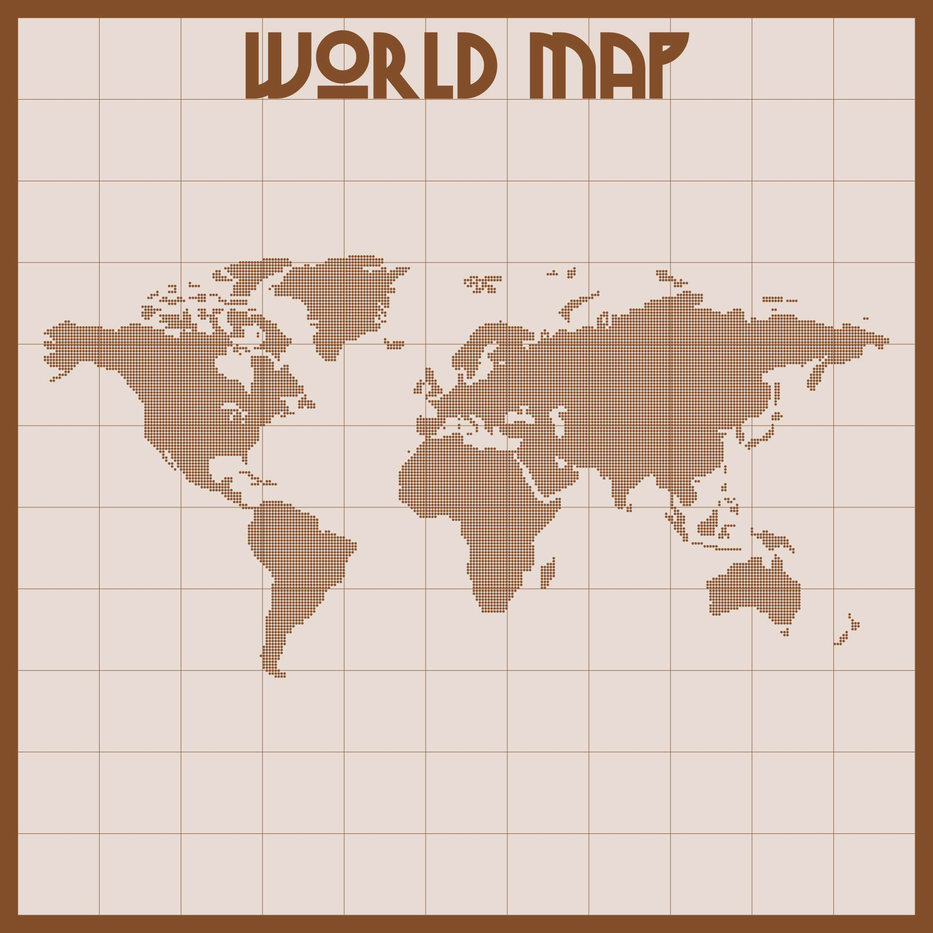 Picture of: 5 Best Blank World Maps Printable Printablee Com