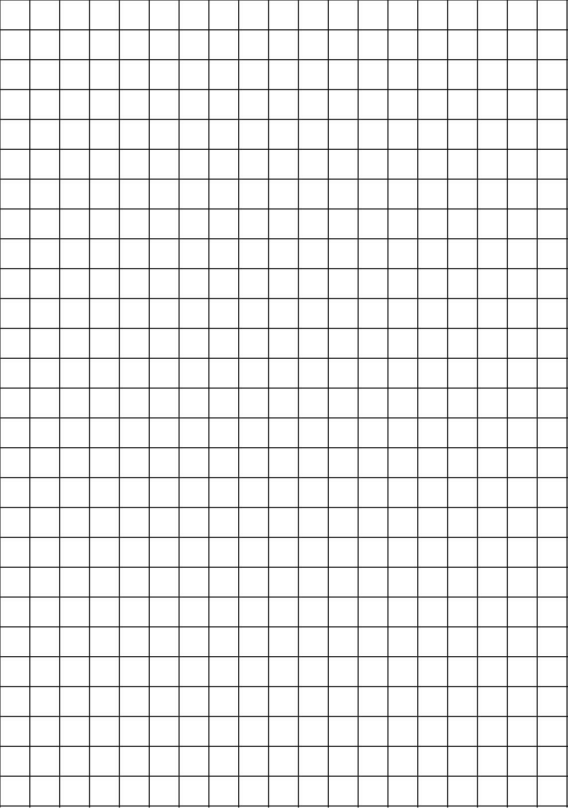 Impertinent image within 1 cm graph paper printable