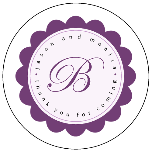 It is a graphic of Circle Printable Labels with regard to circle name tag