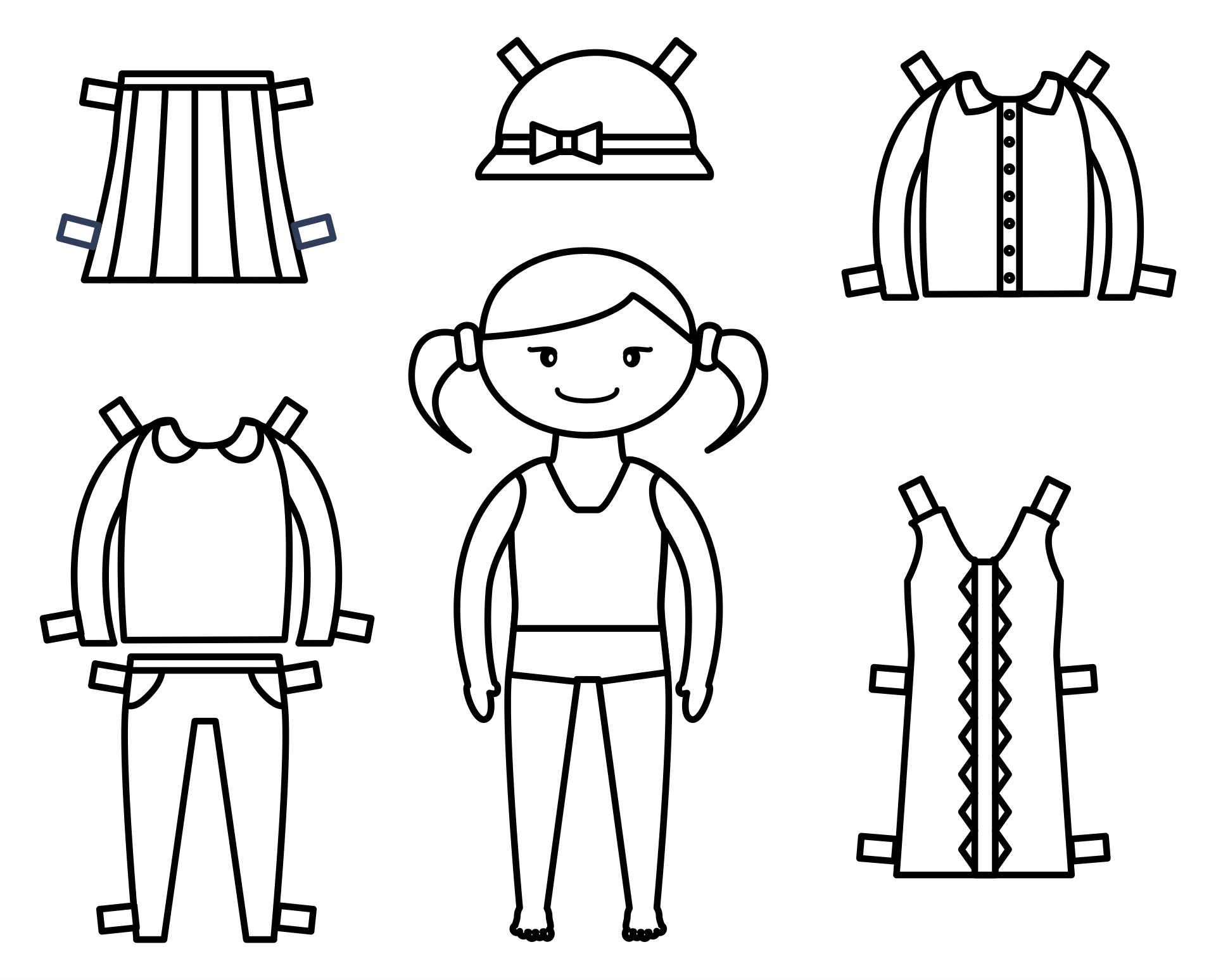 Cut Out Paper Dolls Paper Dolls Print Outs Coloring Pages Cut Out ... | 1200x1500
