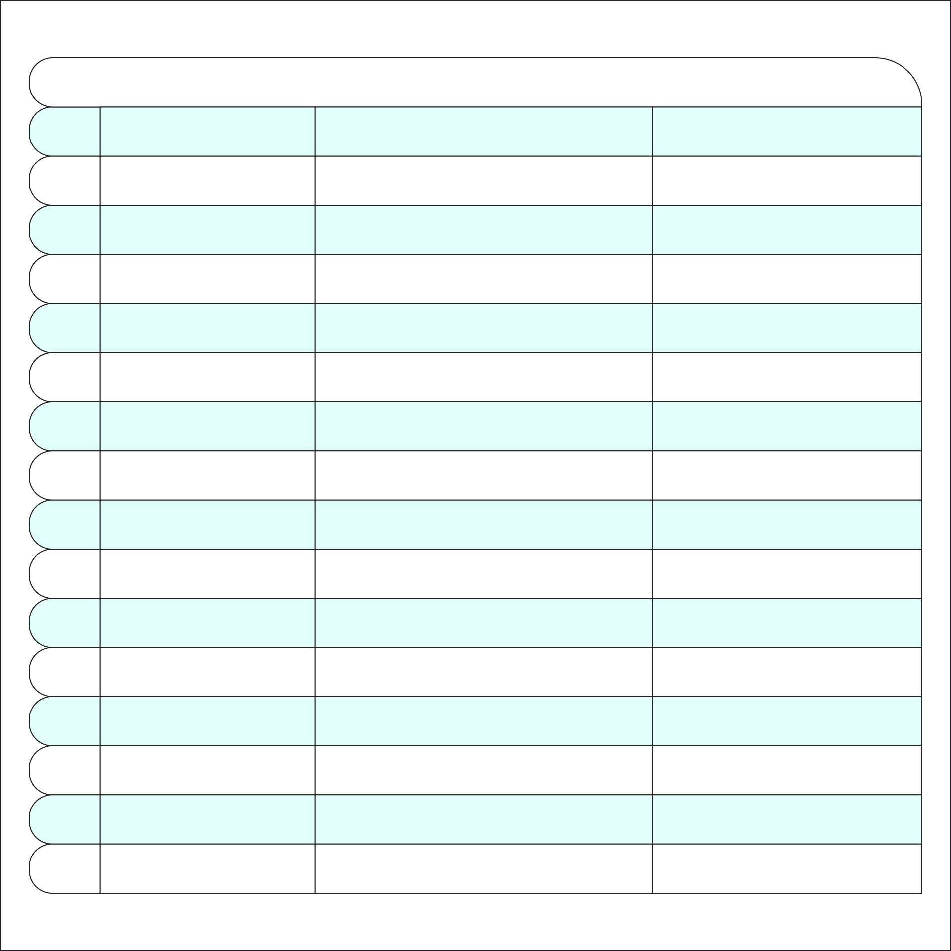 free blank spreadsheet templates - 9 best images of printable blank columns templates 4