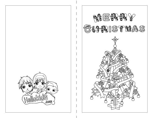 5 Images of Nativity Merry Christmas Printable Cards