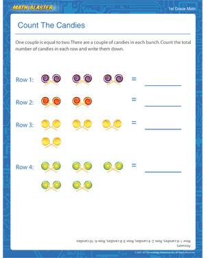 Free Worksheets » Free Printable Skip Counting Worksheets - Free ...
