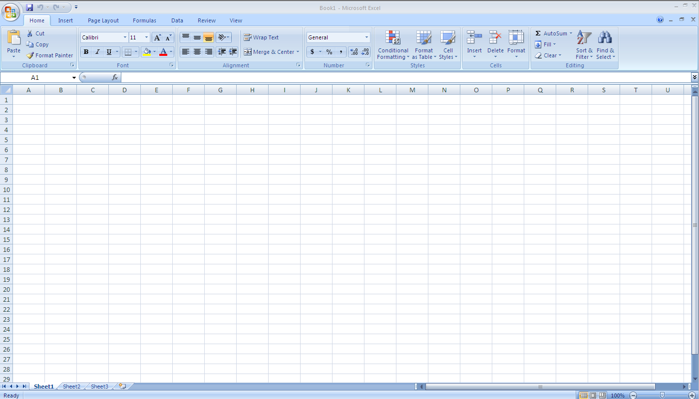 Excel Spreadsheet Templates Printable