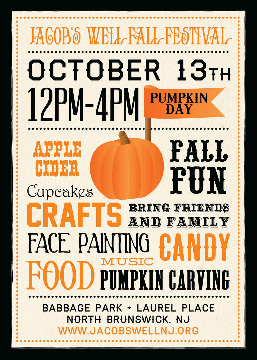 7 Images of Free Printable Fall Festival Flyer Templates