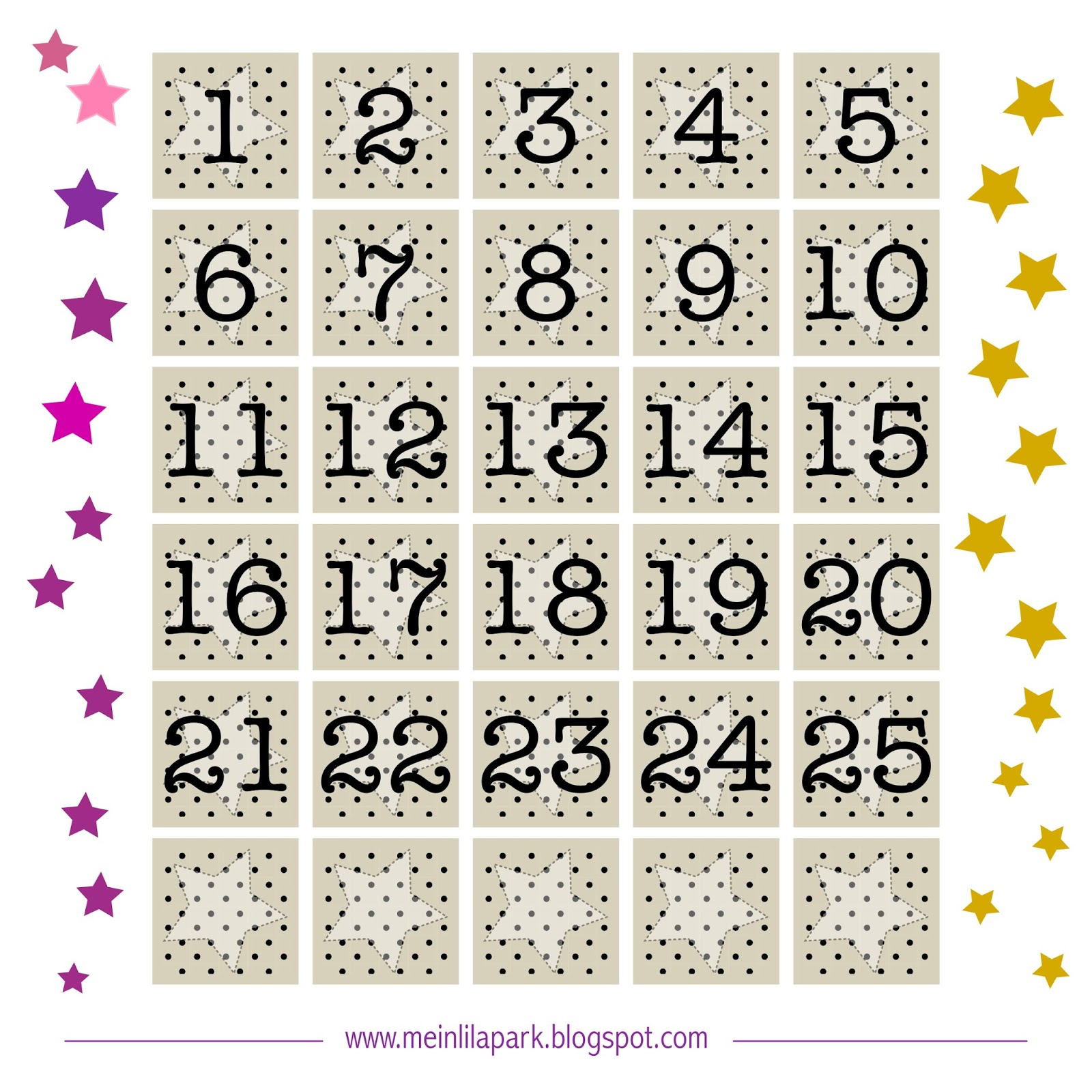 Best images of printable labels numbers 1 25 printable penguin