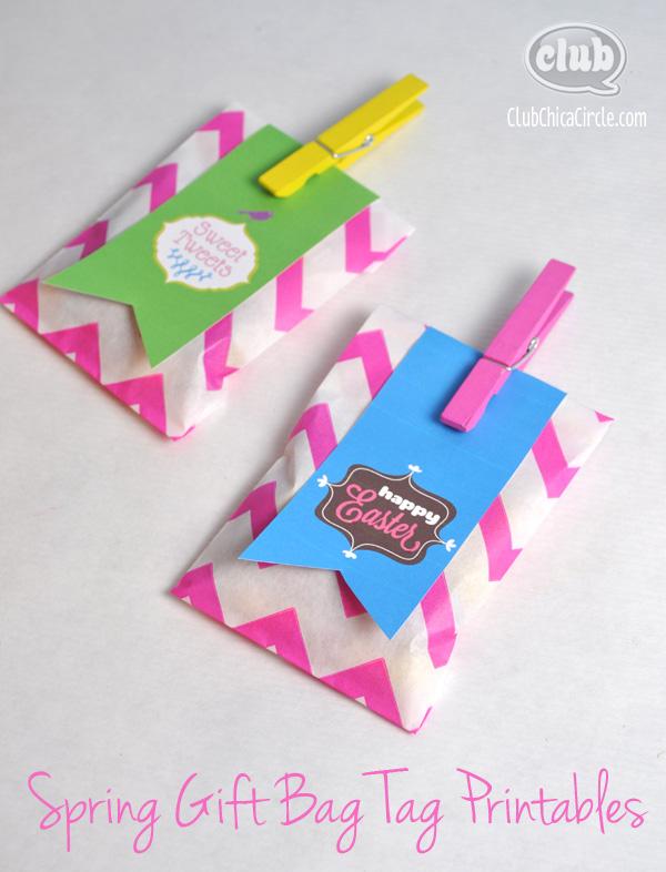 ... Gift Tags Templates, Printable Thank You Gift Bag Tags & Baby Gift Tag