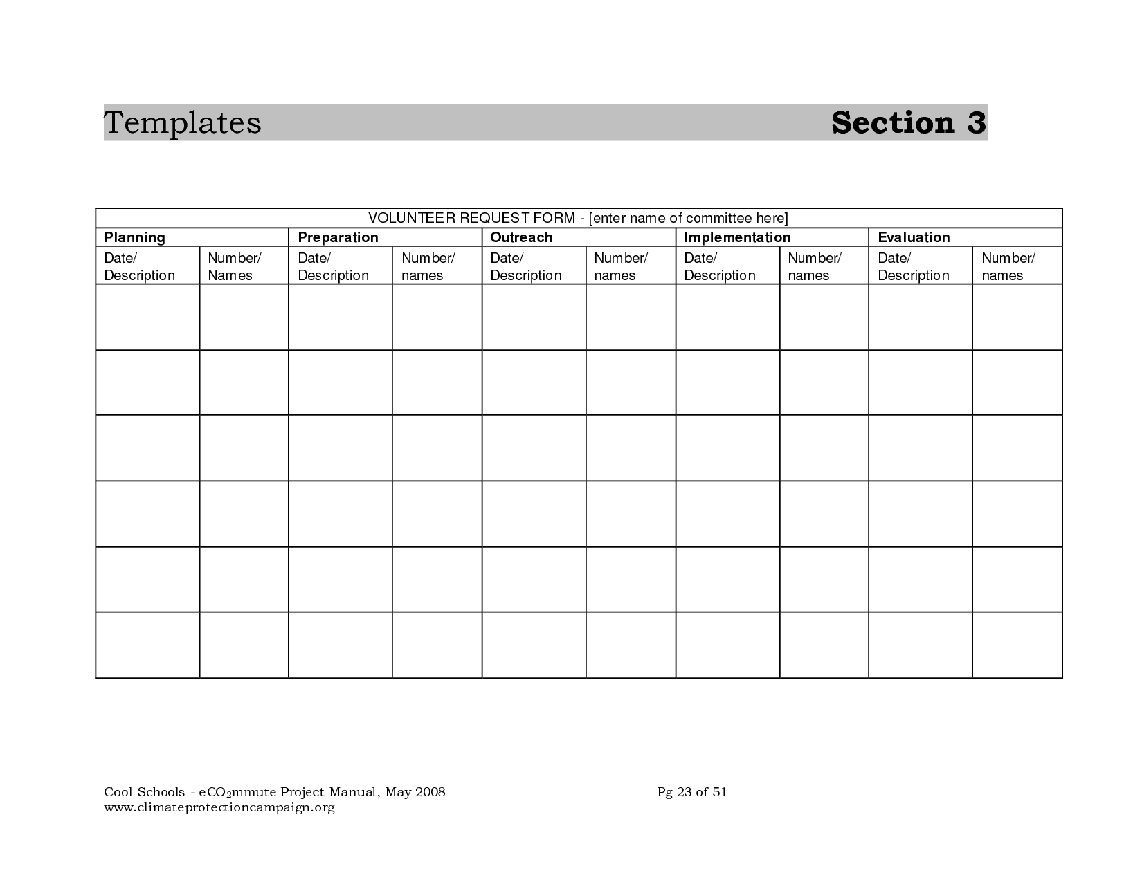 Printable Spreadsheets Templates